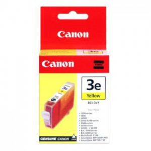 Canon cartridge BCI-3eY yellow