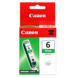 Canon cartridge BCI-6G green
