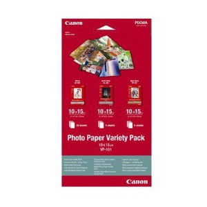 Canon Variety Pack VP-101 A4 / 10 x 15cm